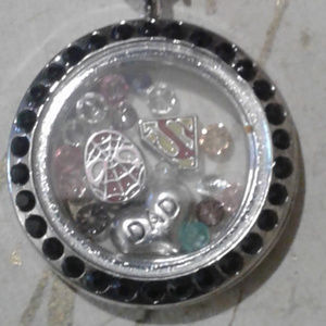 Jewelry - memory locket